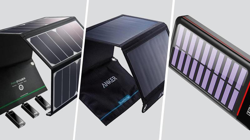 mejores power banks solares