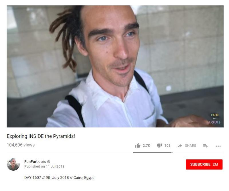 youtube funforlouis