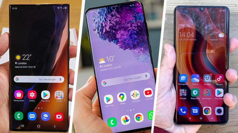 mejores phablets