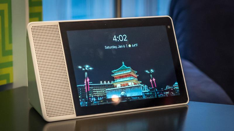 lenovo smart display general