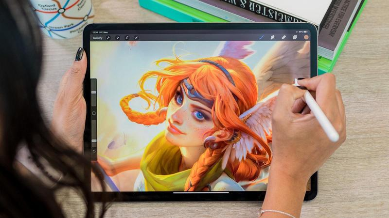 ipad pro 2019 best table for art and design